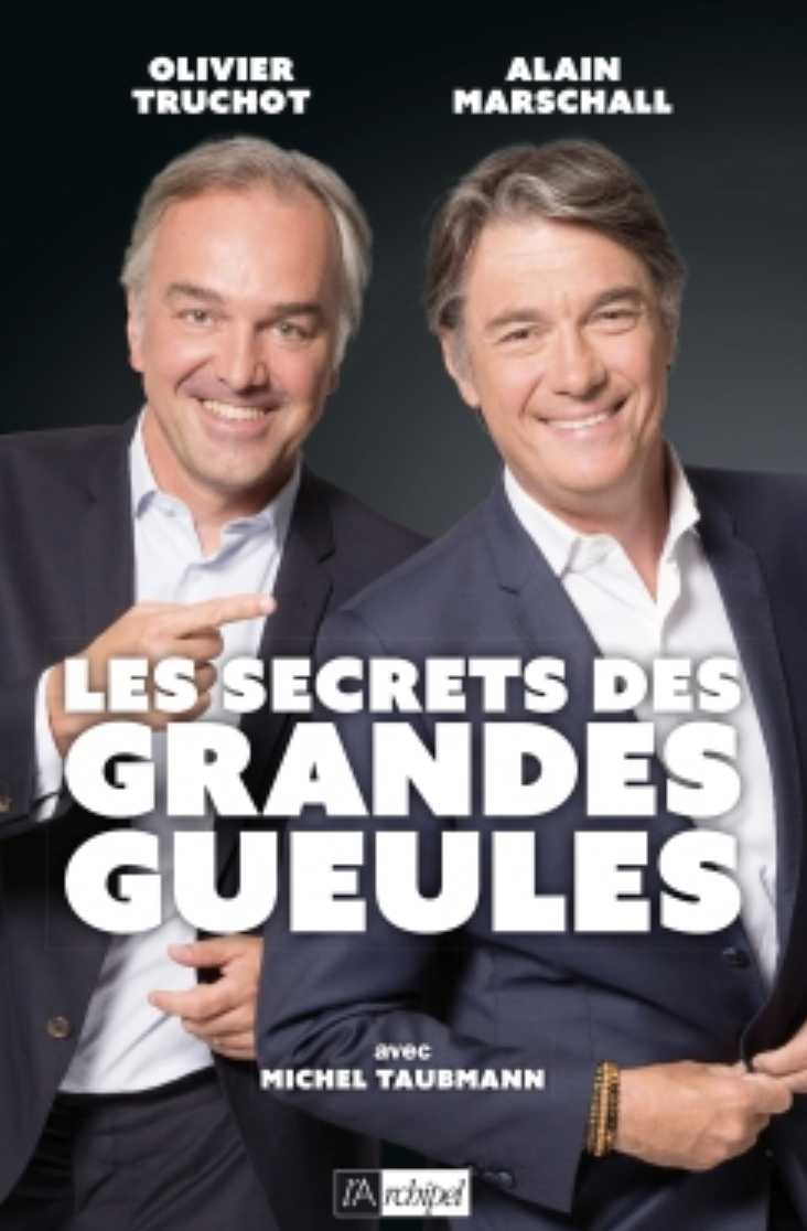 """""""Les secrets des Grandes Gueules"""" réunis dans un livre"""