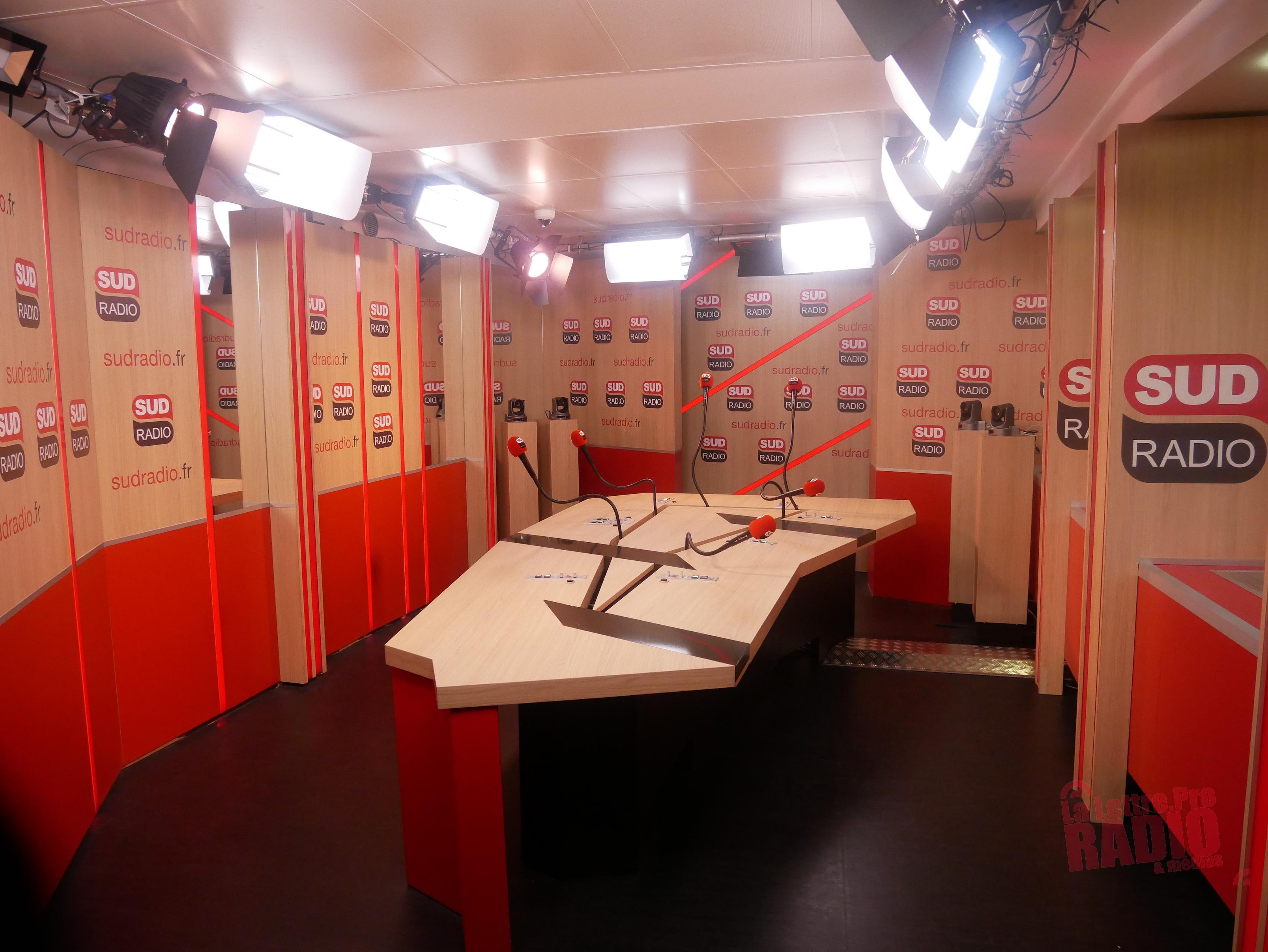 Deux studios identiques ont été créés / Photo François Quairel