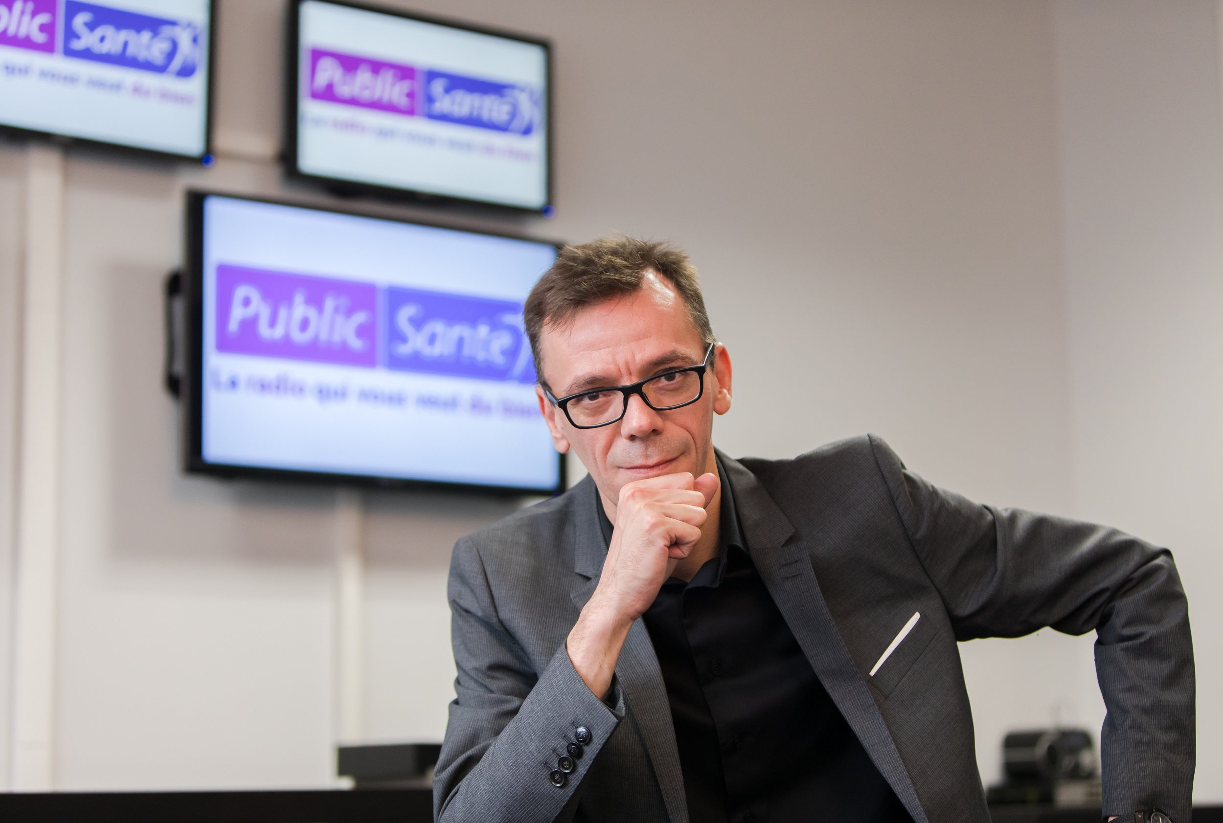 Anthony Bourdain, le cofondateur, est également directeur des programmes - Crédit Photo : RPS