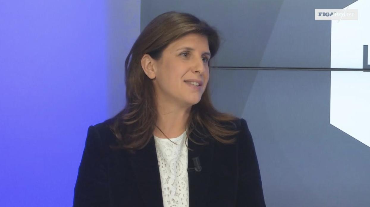 Cécilia Ragueneau était arrivé à la tête de RMC en janvier 2017.