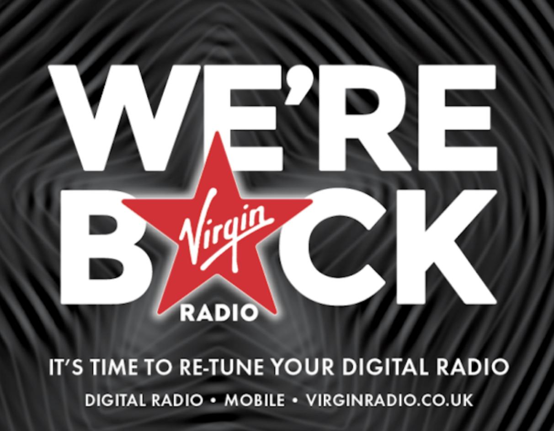 Virgin Radio diffuse uniquement sur le digital et en numérique au Royaume-Uni.