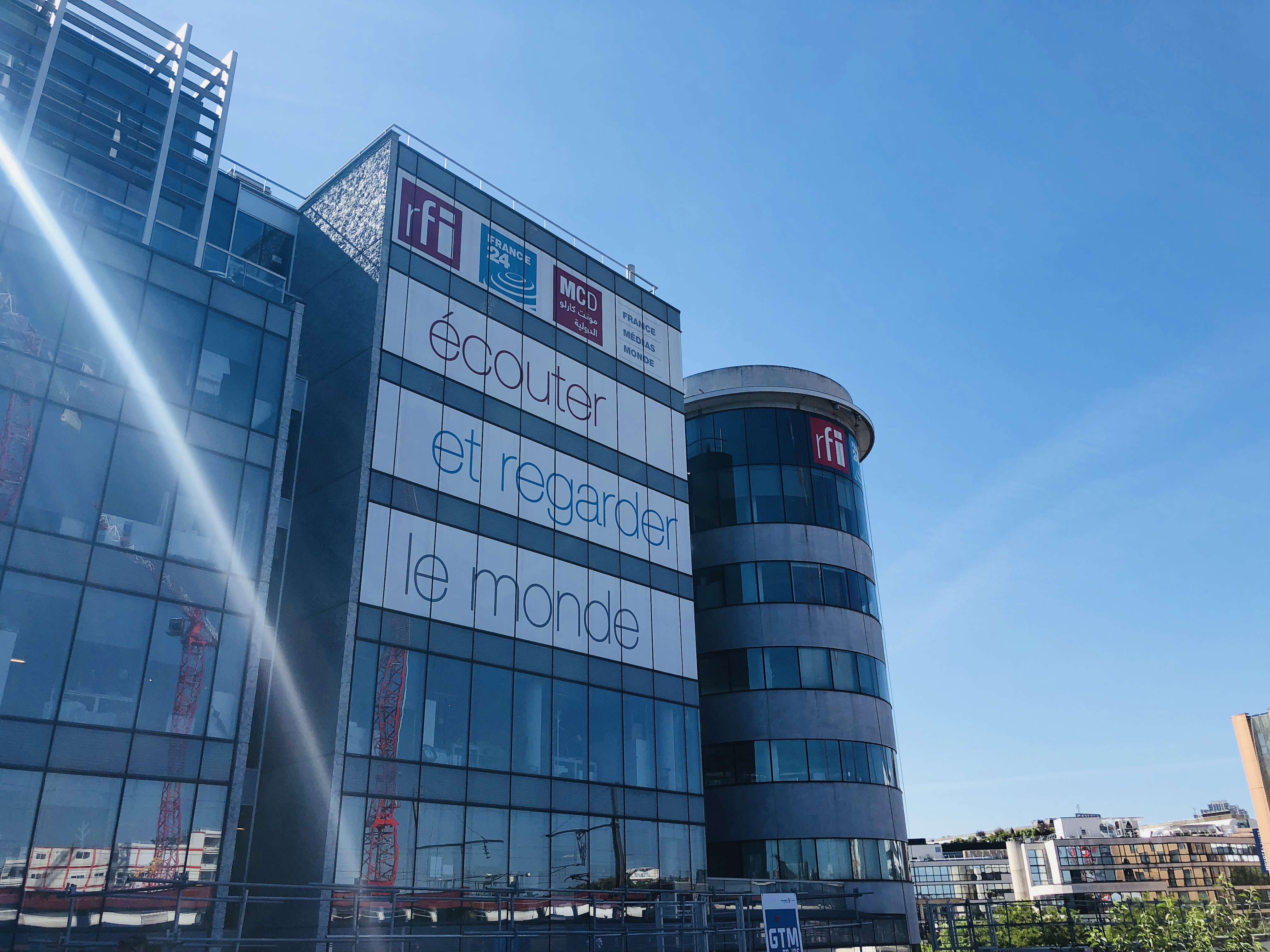RFI est intégrée à France Medias Monde