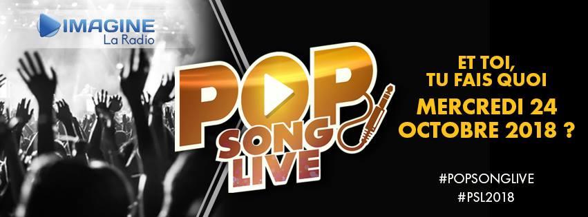 La 2ème édition du Pop Song Live aura lieu le 14 octobre à Gap.