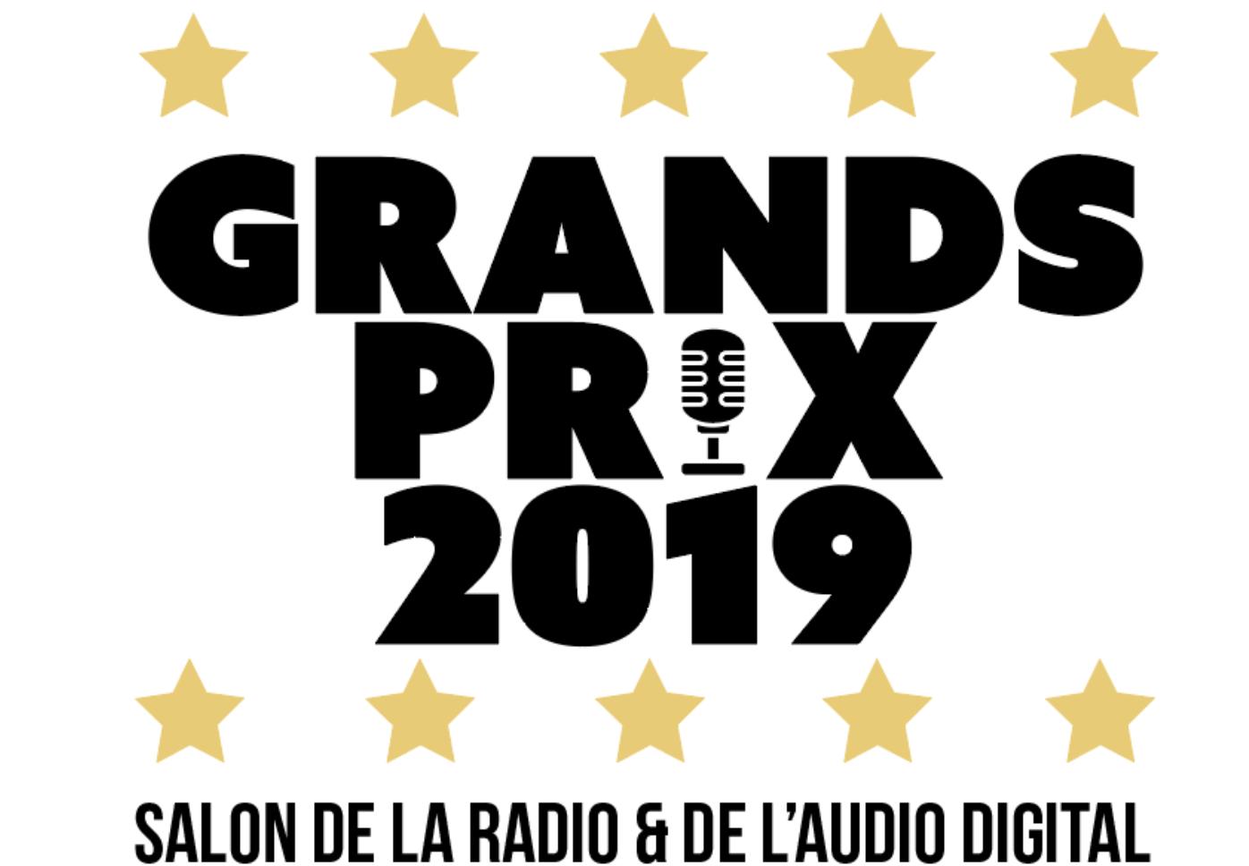 Déposez dès maintenant votre dossier pour les Grands Prix Radio 2019.