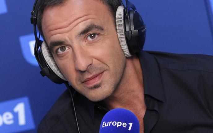Nikos Aliagas et la rédaction d'Europe 1 en direct de l'Aude ce mardi matin.