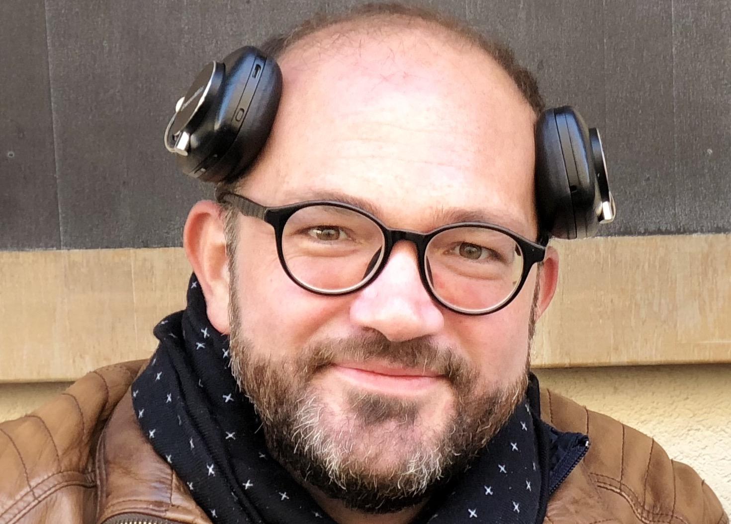 Thibault de Saint-Maurice organise le 1er festival de podcast à Paris.
