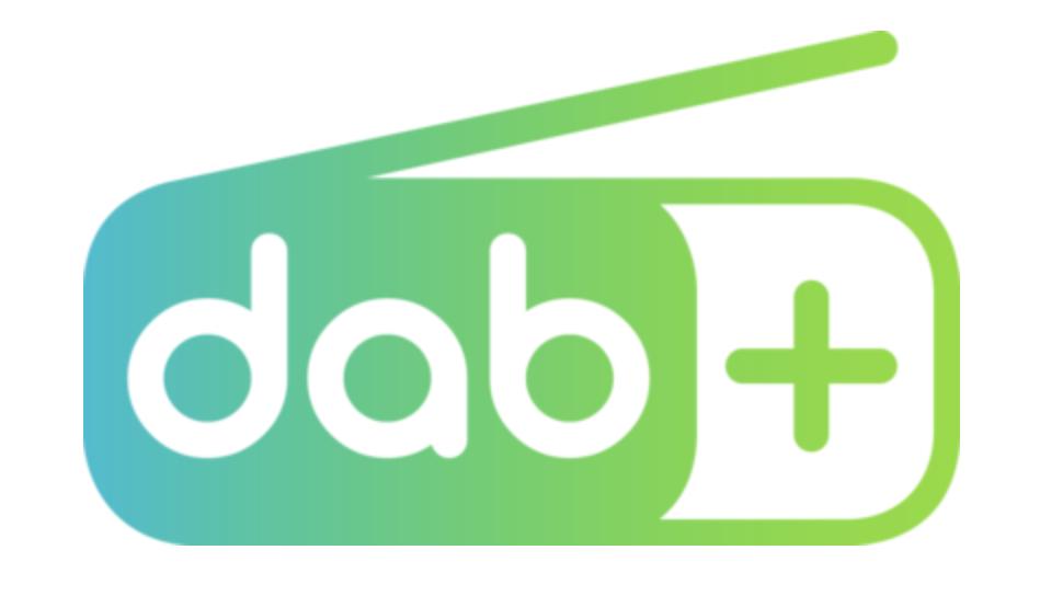 le nouveau logo du DAB+.