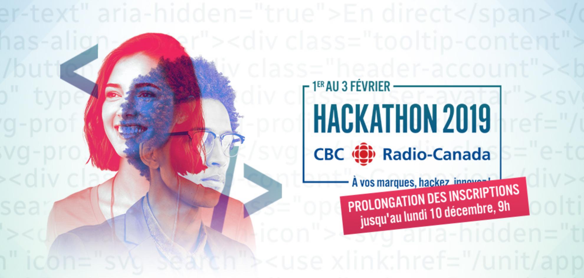 La personnalisation à l'honneur du 3e Hackathon de Radio-Canada