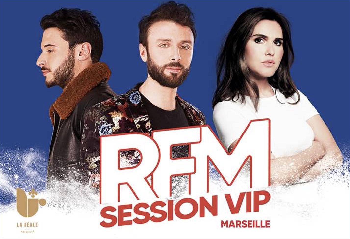 """Un """"RFM Session VIP"""" organisé à Marseille"""