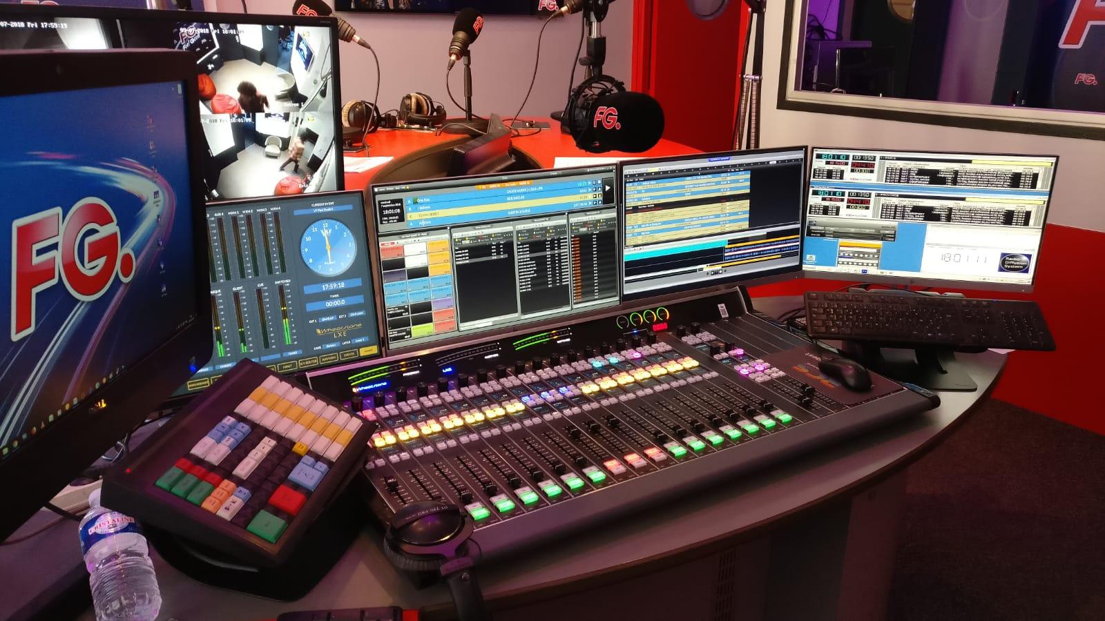 FG: nouvelles fréquences à Lyon et en Alsace en DAB+
