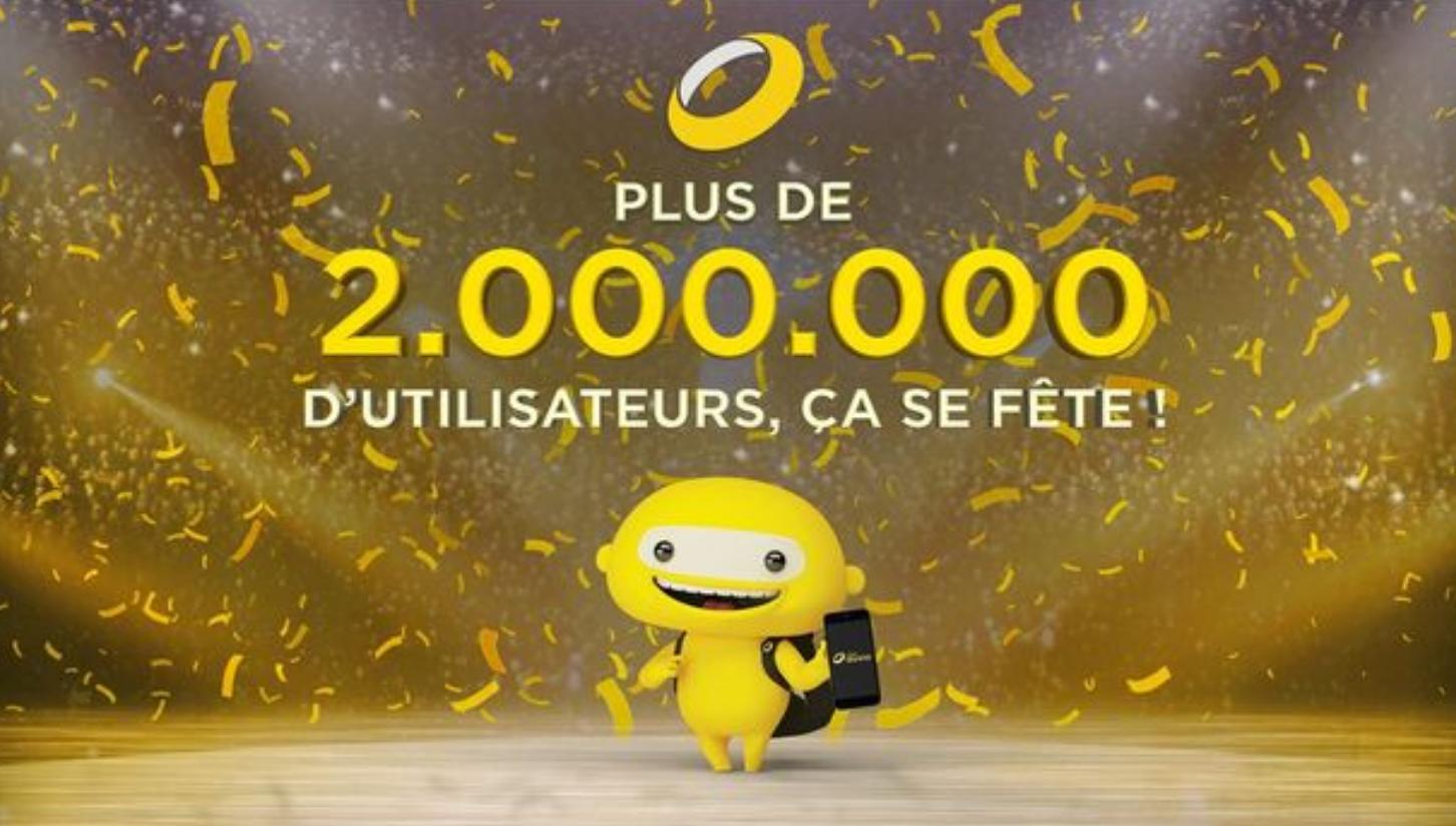 Plus de 2 millions d'utilisateurs pour RTBF Auvio
