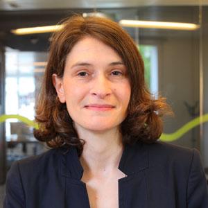Marianne Le Vavasseur a une triple casquette : chez Deezer, à l'IAB et au Geste.