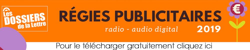 HS Régies publicitaires - L'audience, matière première du marché de la publicité