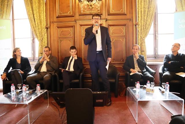 Le lacement officiel du DAB+, la semaine dernière à Lyon @ Serge Surpin
