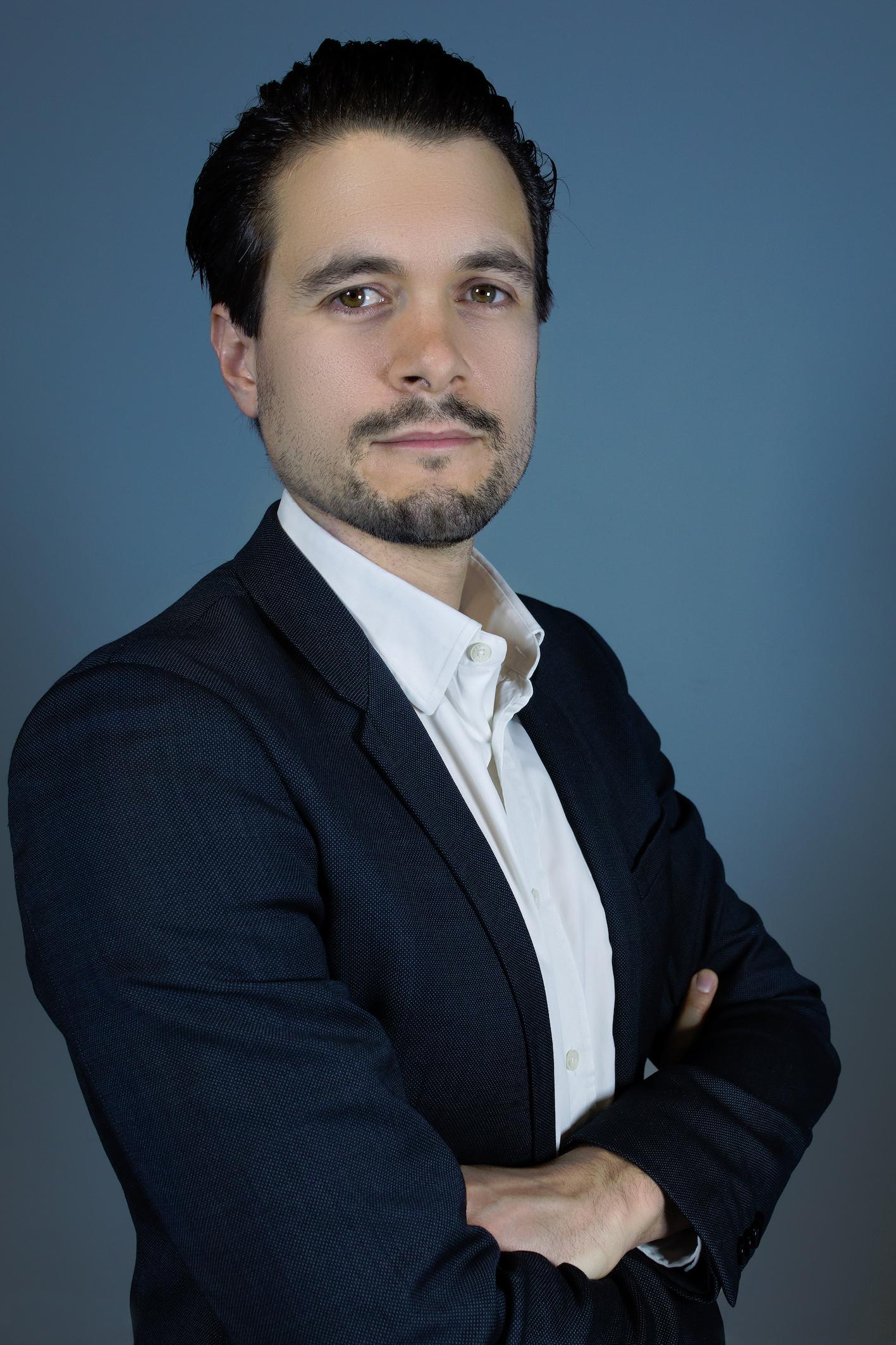 Bertrand Spinelli dirige la régie de Skyrock depuis 2016.