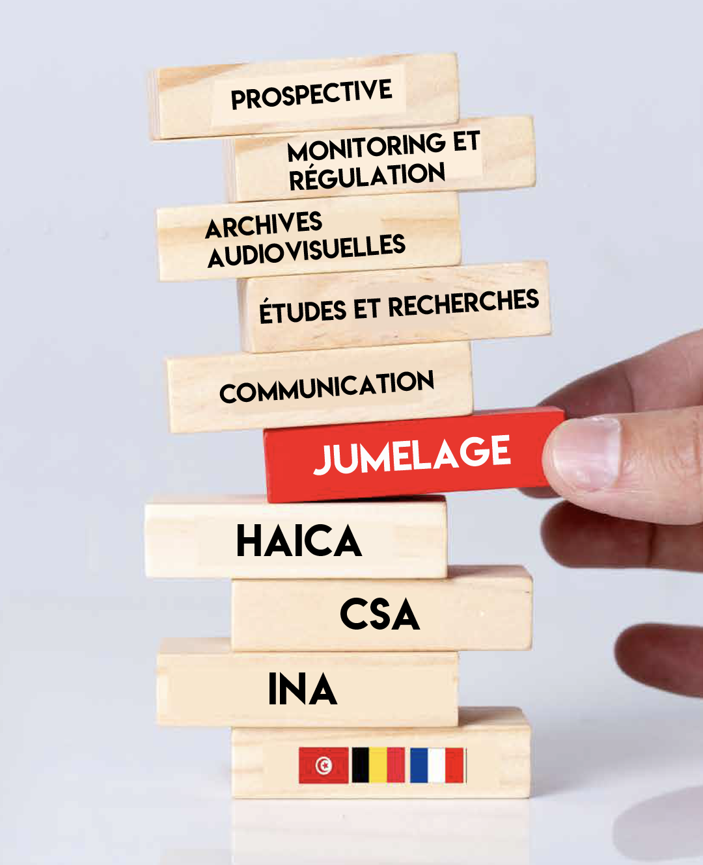 L'INA et le CSA belge accompagnent la HAICA tunisienne