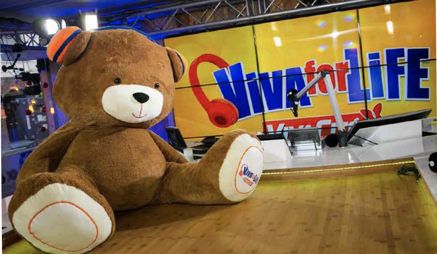 Ce lundi, lancement de la 6e édition de Viva for Life