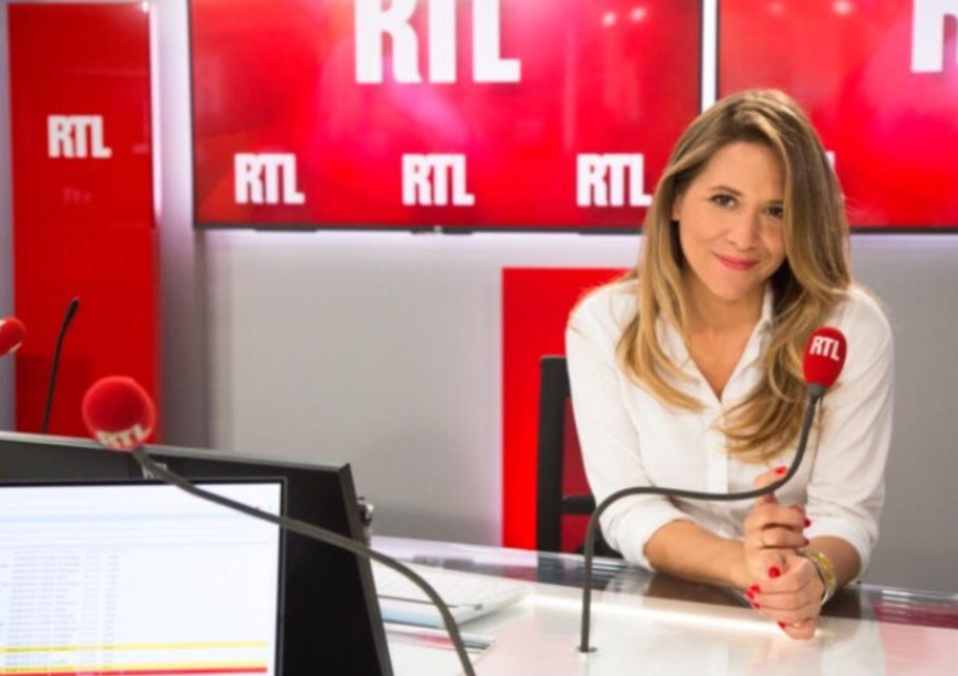 Stéphanie Loire accompagnera les auditeurs de RTL jusqu'en 2019 © RTL