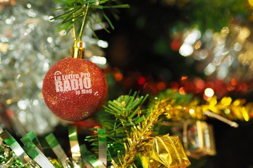 Joyeuses fêtes avec La Lettre Pro de la Radio