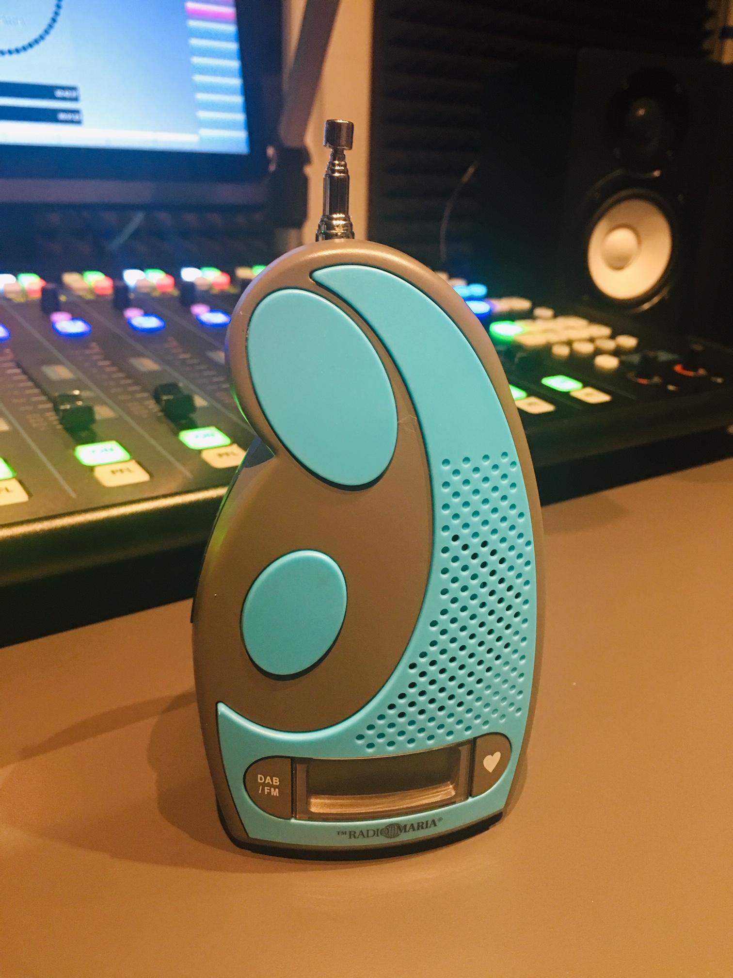 Radio Maria distribue des milliers de récepteurs DAB+