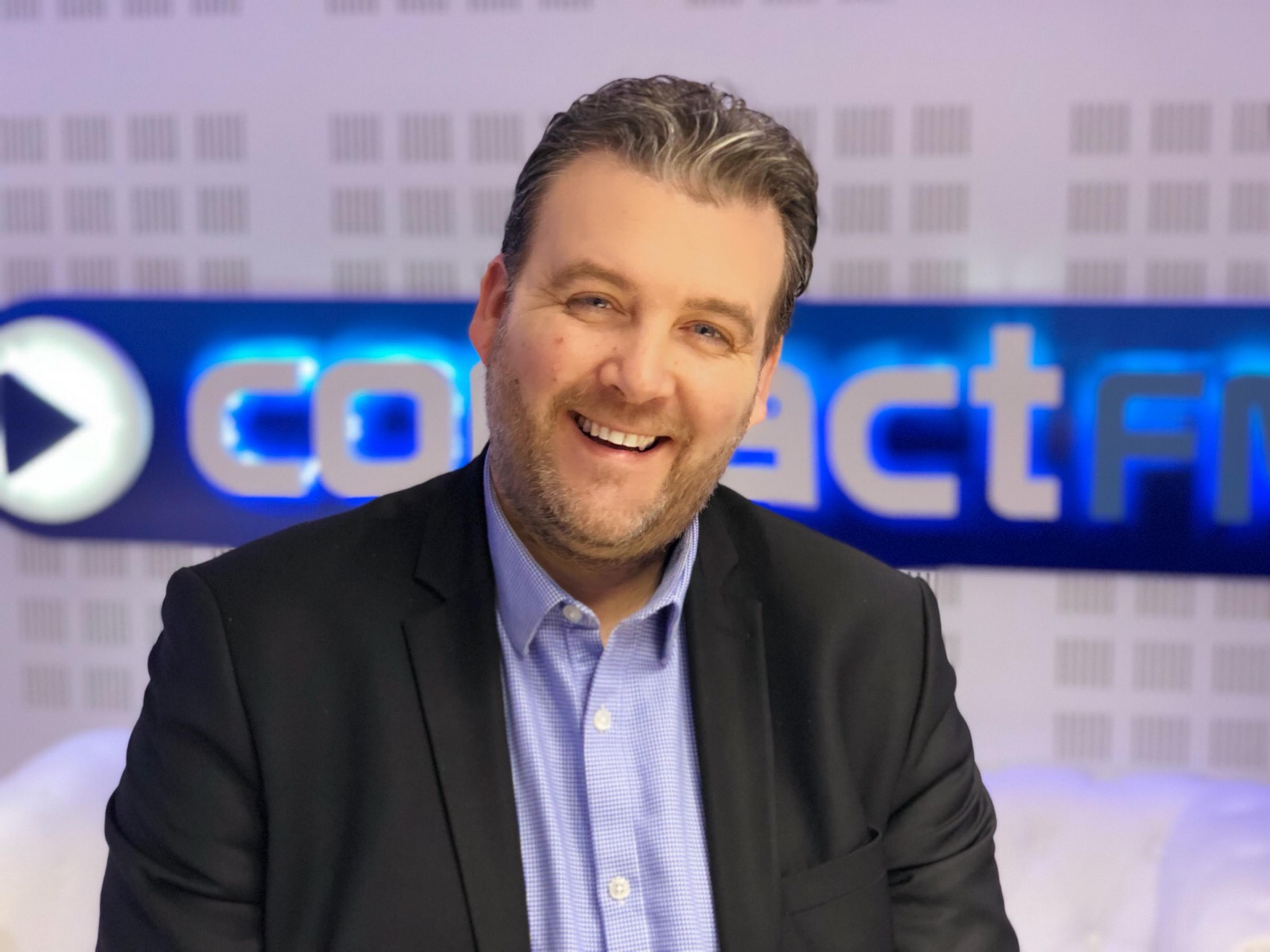 Ludovic Courquin, directeur du développement commercial. © Contact FM