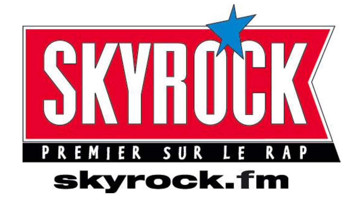 Skyrock : deuxième radio musicale de France