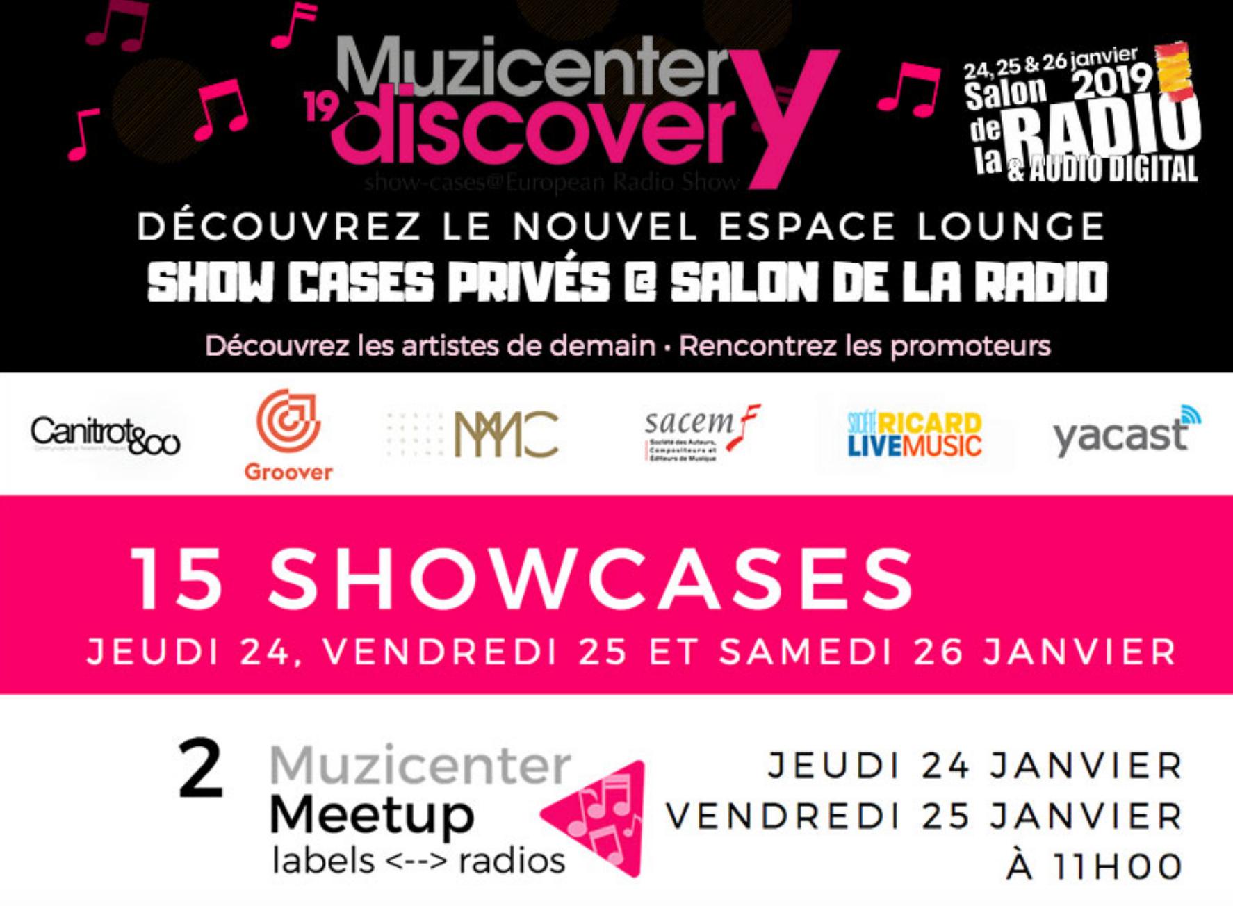 Salon de la Radio : 15 concerts pour découvrir des artistes