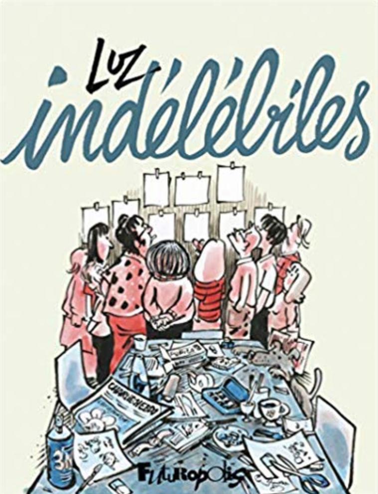 """""""Indélébiles"""" : Prix franceinfo 2019 de la bande dessinée d'actualité et de reportage"""