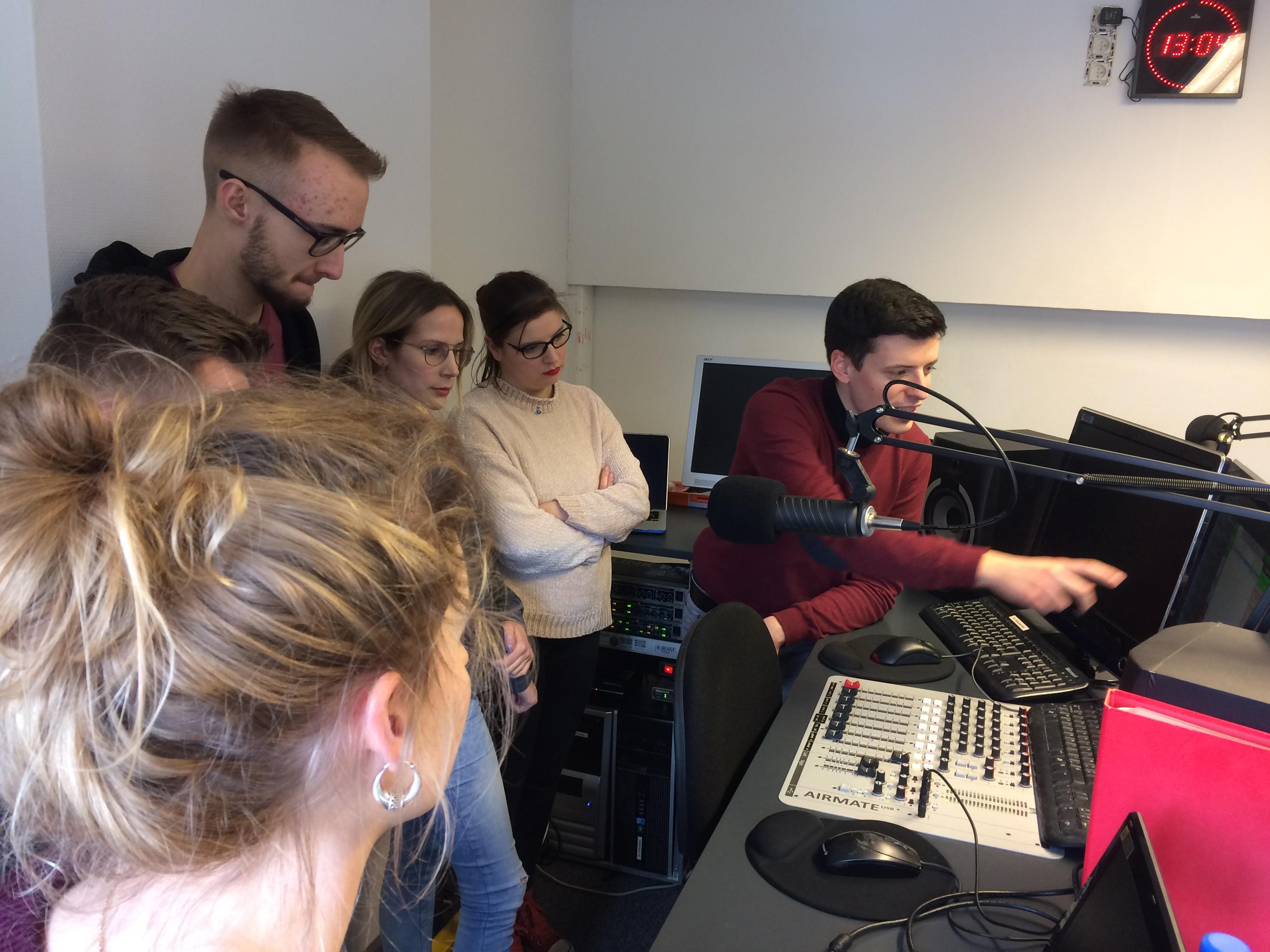 La radio Ultrason propose une nouvelle formation