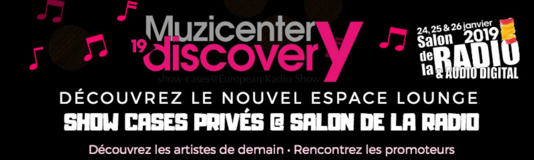 Carte Blanche à Mood Paris au Muzicenter Discovery du Salon de la Radio
