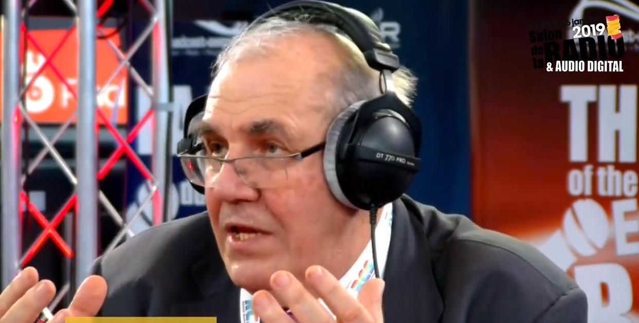 """Nicolas Curien est le présicdent du groupe de travail """"radio"""" au CSA"""