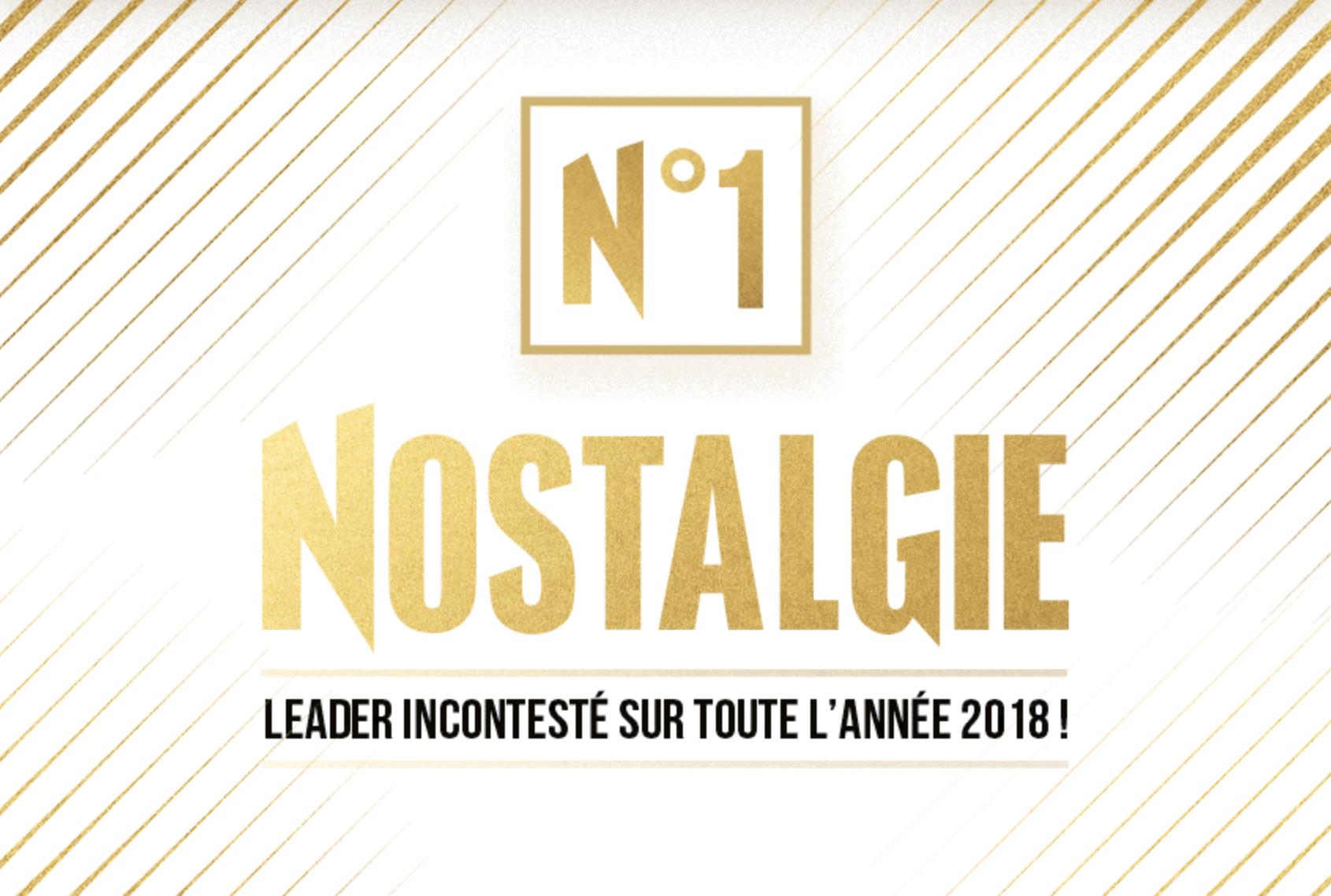 Audiences en Belgique : Nostalgie persiste et signe