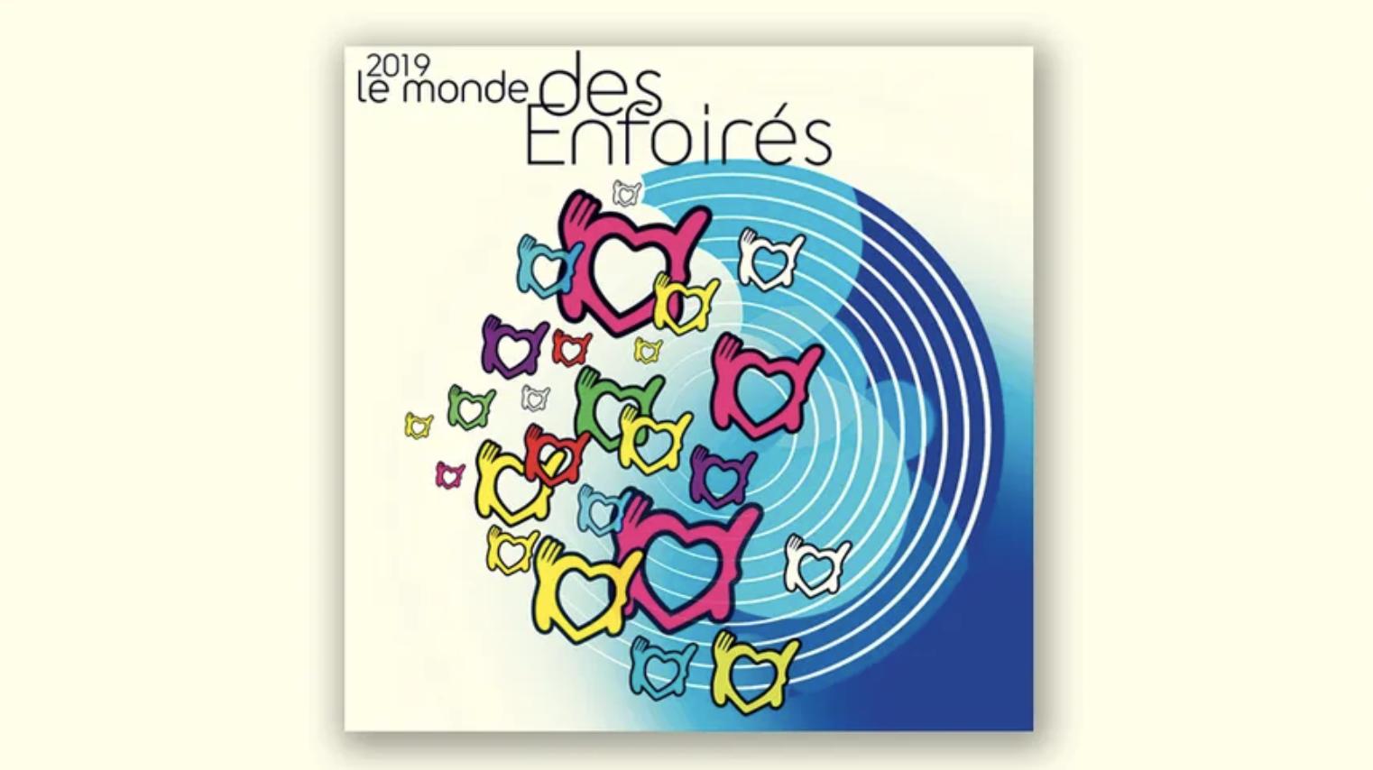 """Le concert """"2019 le monde des Enfoirés"""" sur France Bleu"""