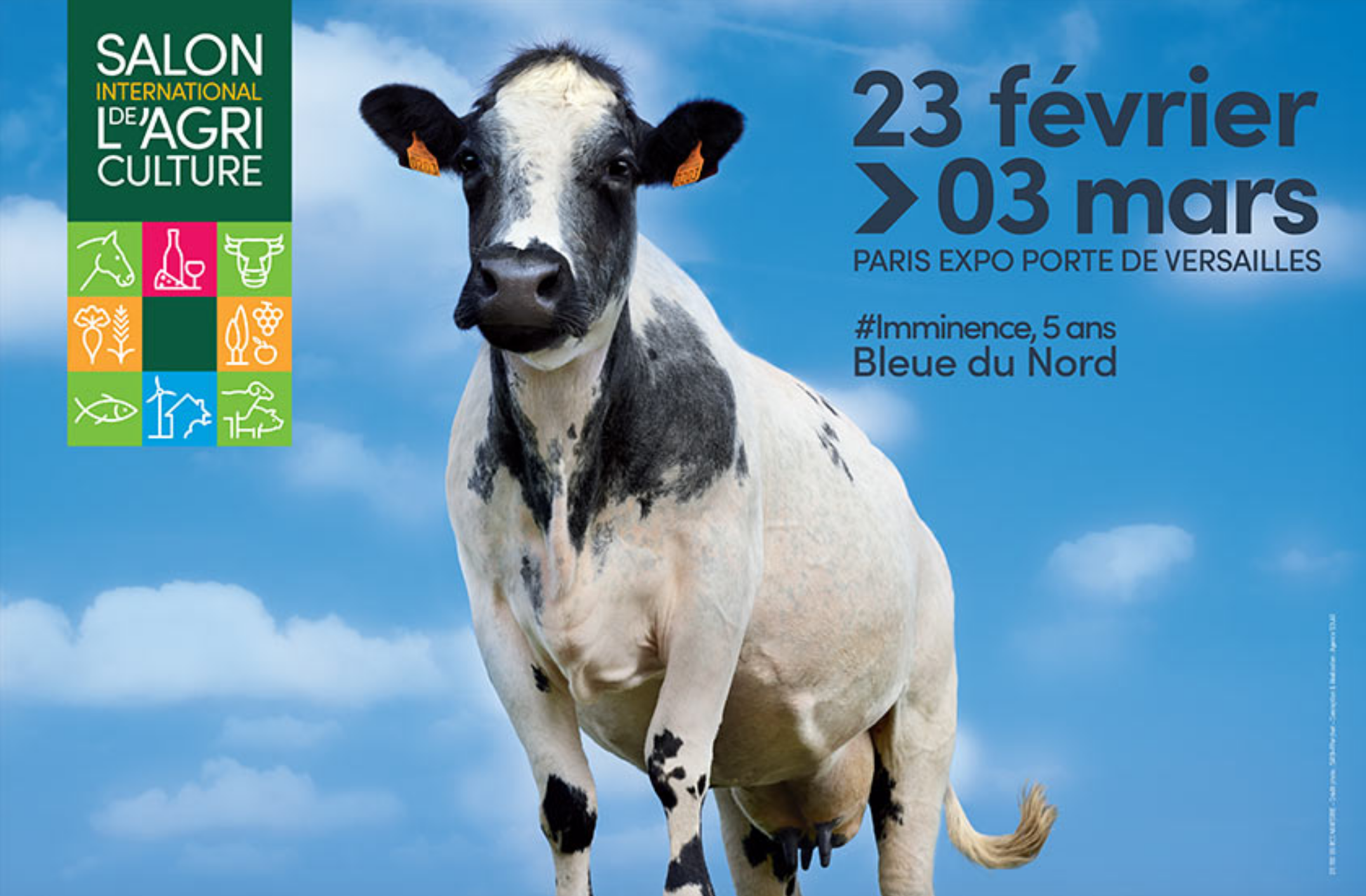 Radio France partenaire du Salon International de l'Agriculture