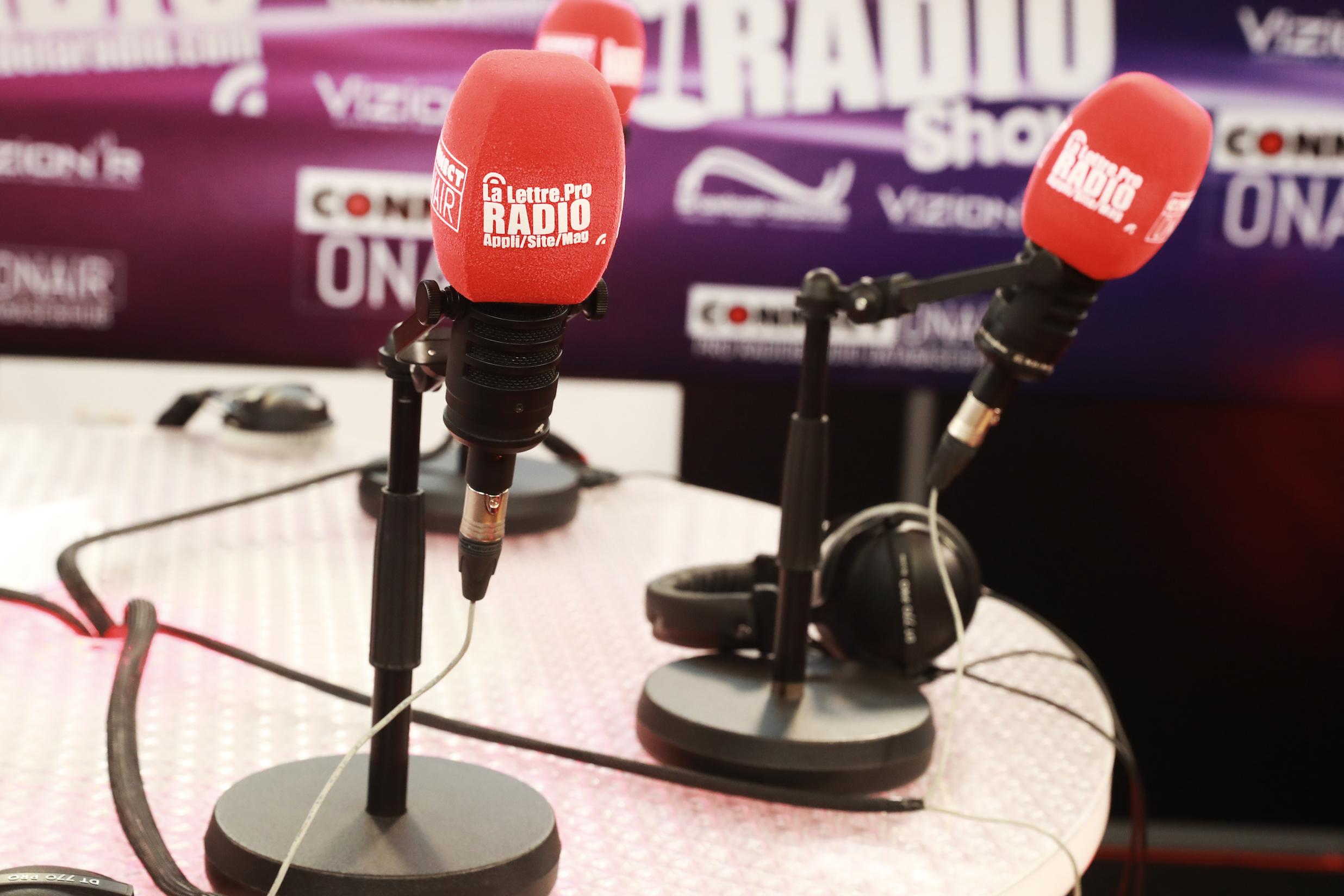 Appli, site, Mag... C'est La Lettre Pro de la Radio ! © Linda Viksna / La Lettre Pro de la Radio