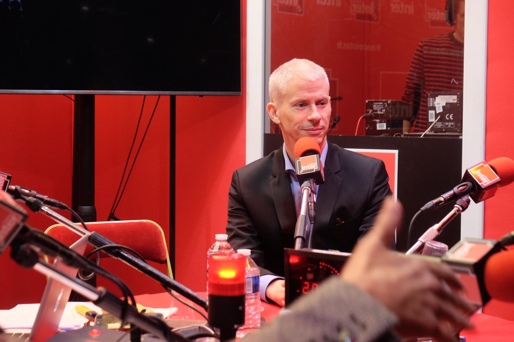Franck Riester est un bon connaisseur des sujets autour de l'audiovisuel. Photo ministère de la Culture