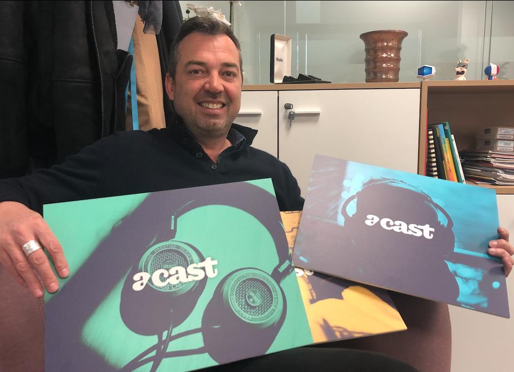 Yann Thébault a dirigé Spotify France pendant 8 ans.