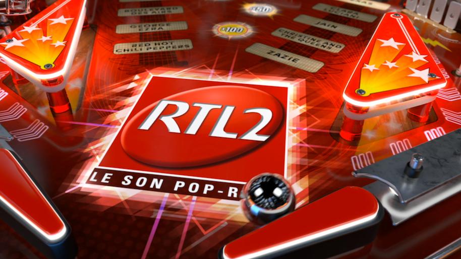 Deux nouveaux spots TV pour RTL2