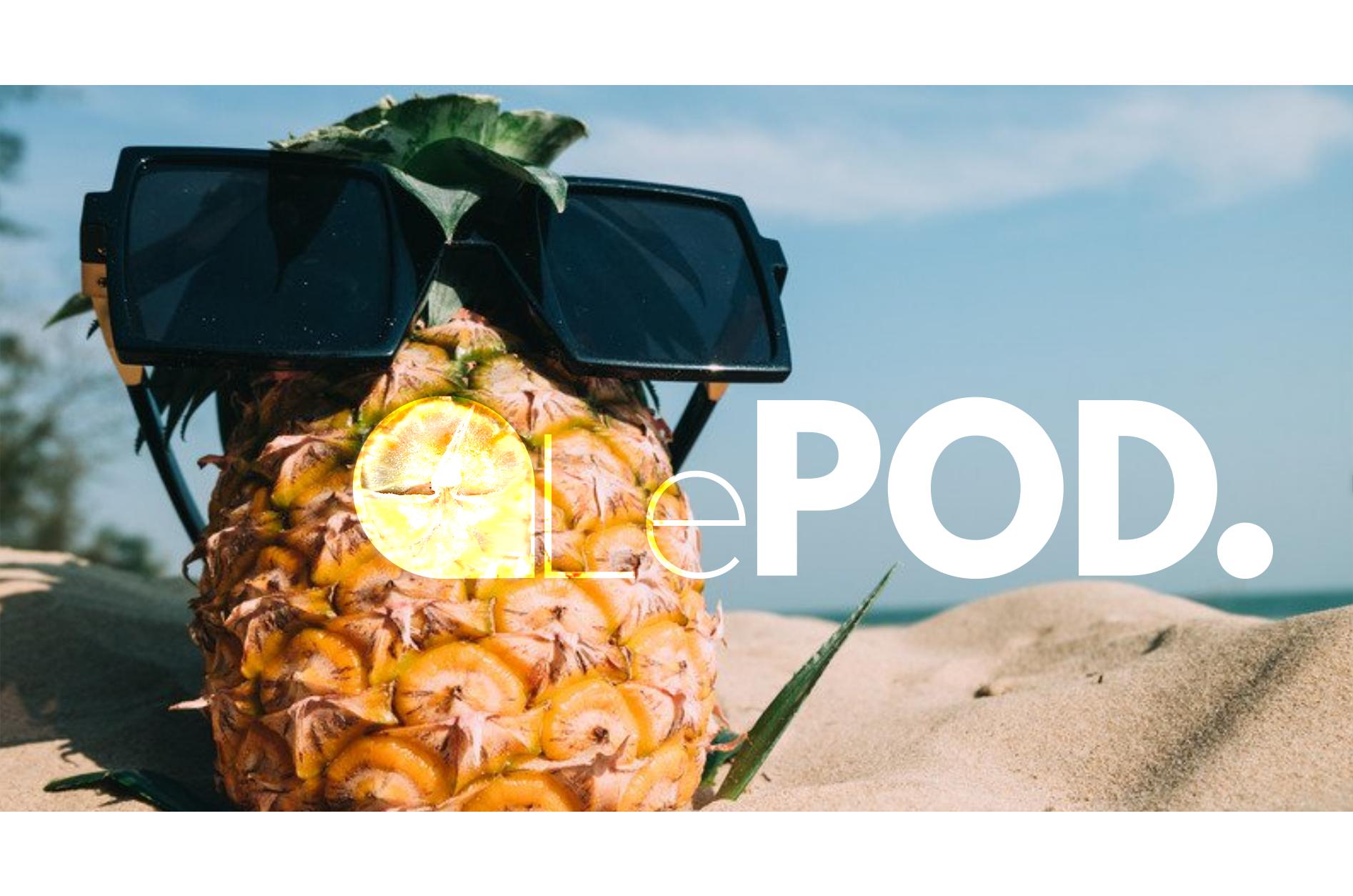 Le POD. #001 sort avant l'été 2019