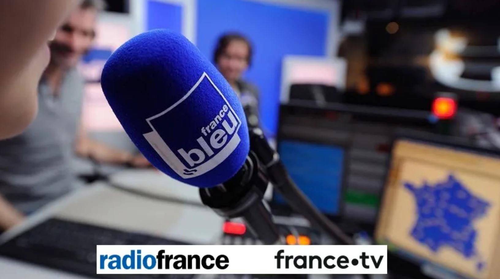 Les 44 matinales de France Bleu diffusées sur France 3