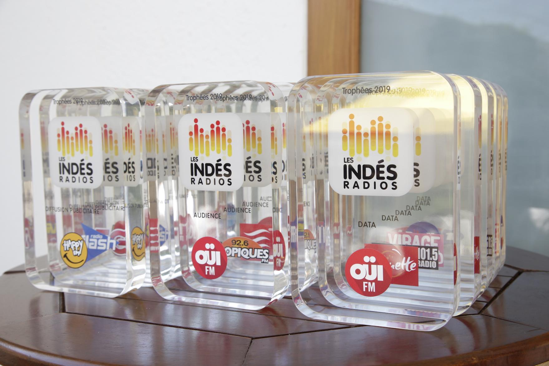 Les Indés Radios récompensent les performances des stations