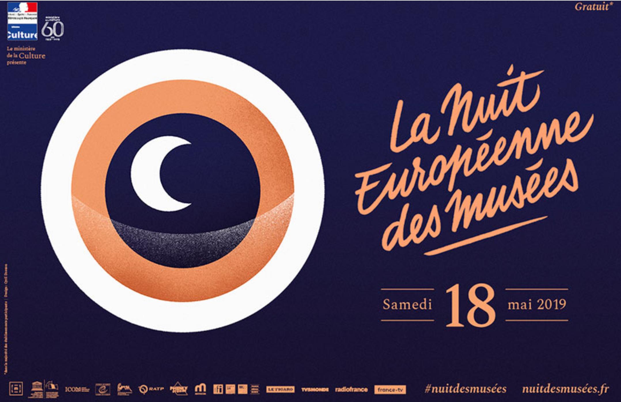 Radio France partenaire de La Nuit européenne des musées