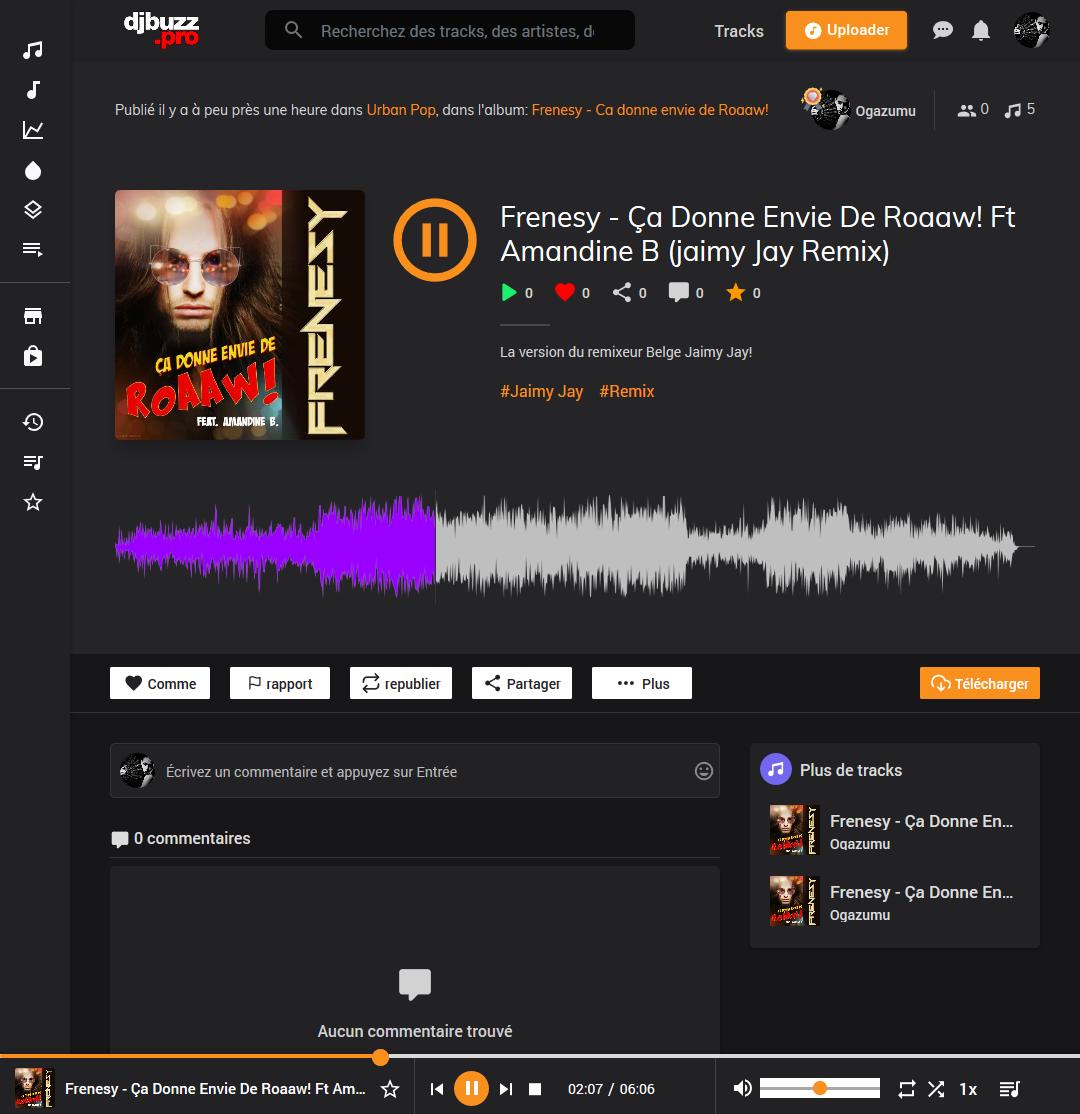 DJBuzz lance une application pour les DJ et les programmateurs
