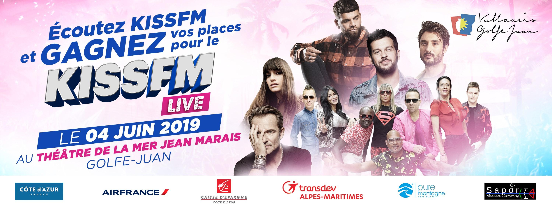 """Kiss prépare son """"Kiss FM Live"""""""