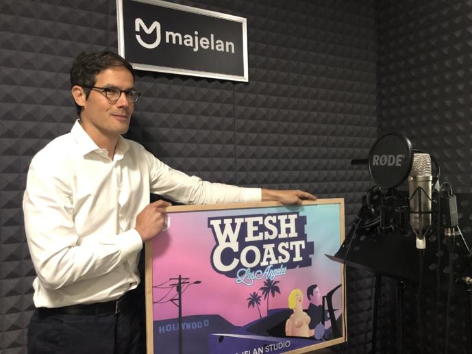 A son lancement, Majelan propose 20 programmes originaux dans sa partie payante.