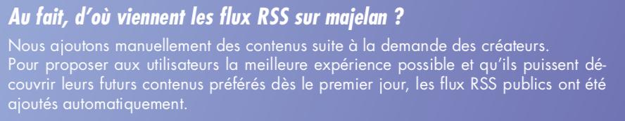 Majelan, notre Luminary français
