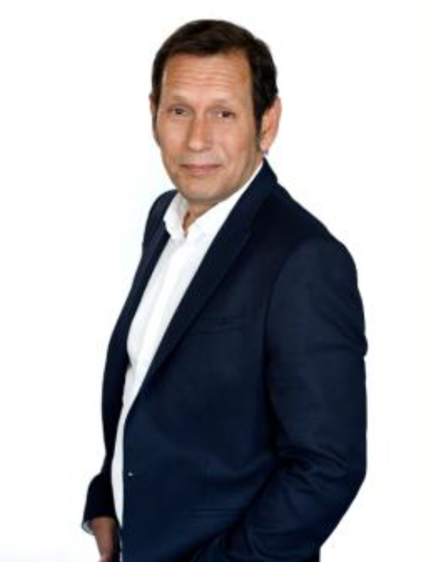 Frédéric Jouve a prix ses fonctions de directeur des programmes et de la musique de France Bleu © Christophe Abramowitz