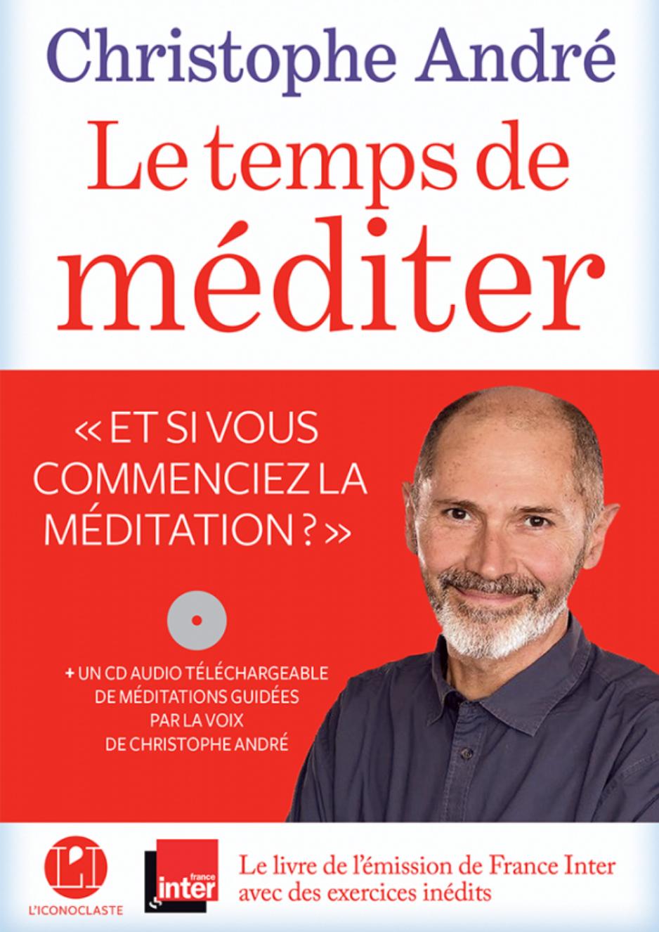 """Prenez """"Le temps de méditer"""" avec France Inter"""