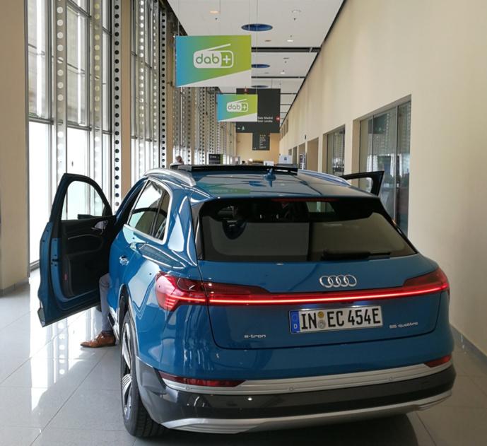 En juin 2020, le DAB+ sera présent dans tous les véhicules neufs © WorldDAB