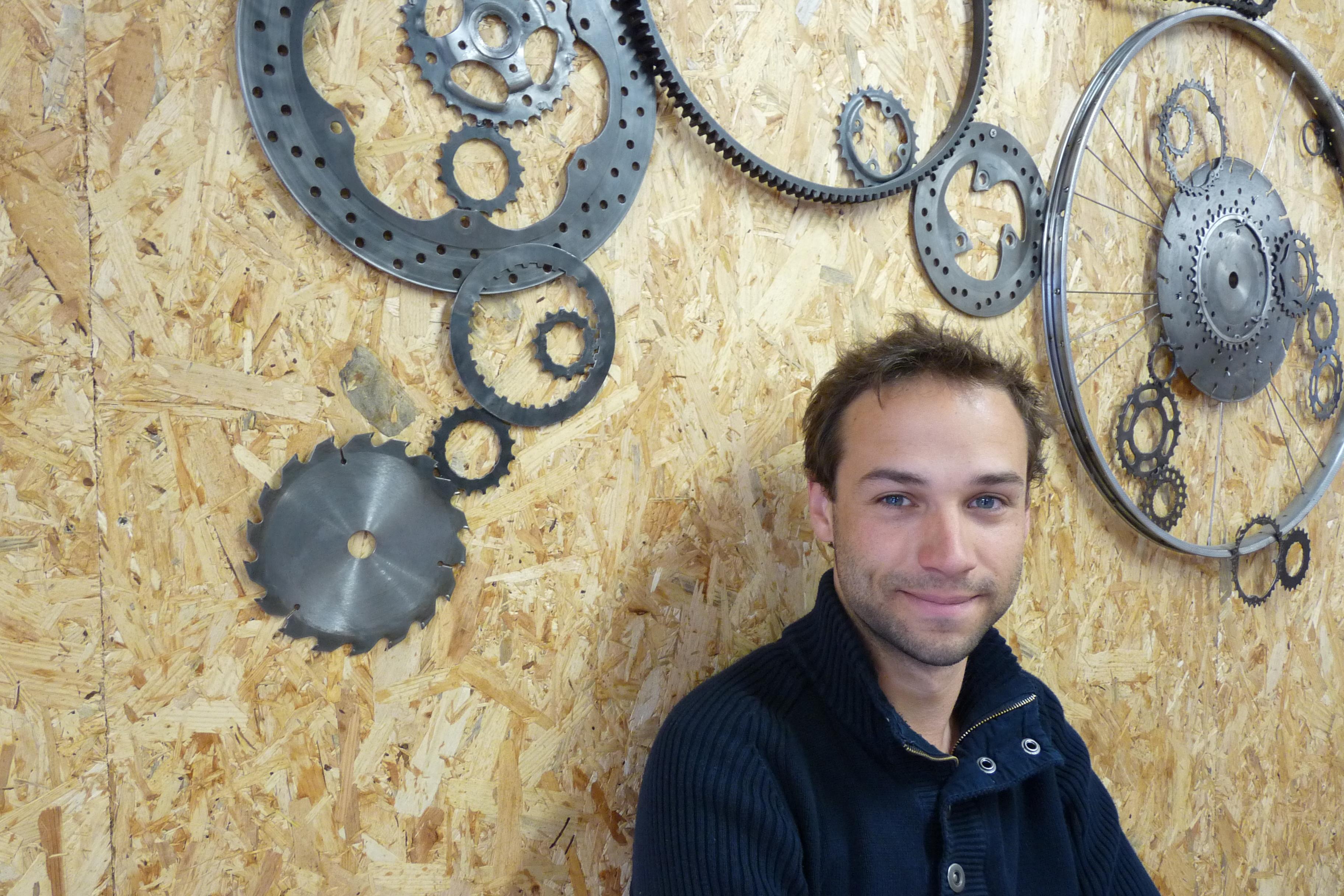 Valentin Beauvallet dirige la FRAP depuis 2014. © D.R.